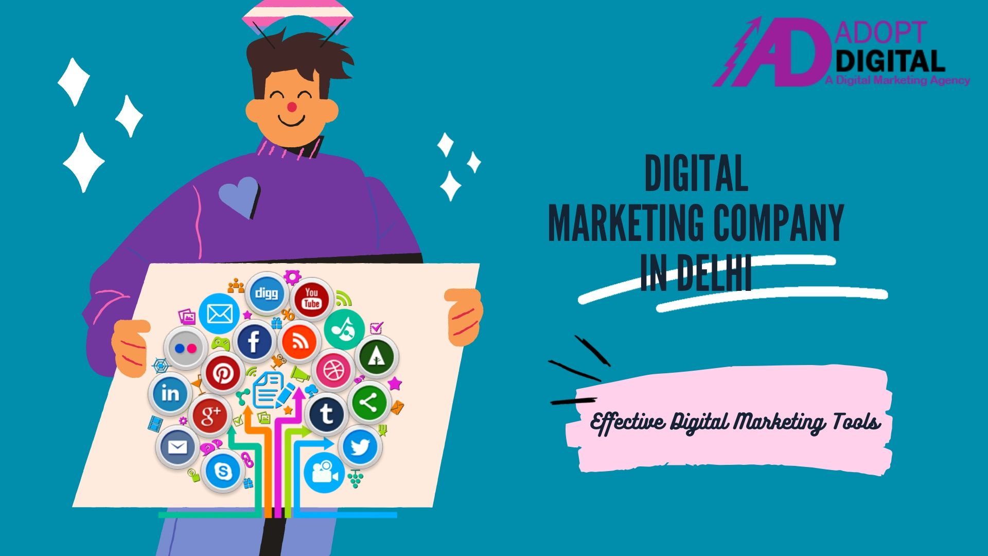 Which Stream is Beneficial for Digital Marketing?